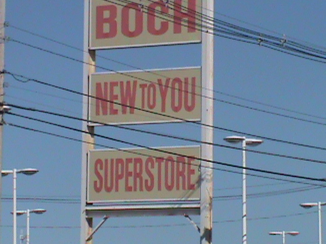 Boch New To You Used Car Superstore
